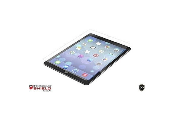 zagg invisibleshield ipad
