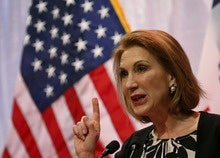 Genius registered CarlyFiorina.org domain to highlight former HP exec's layoffs