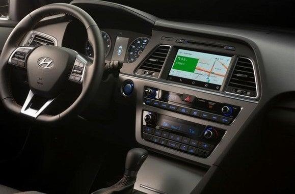 Hyundai releases Android Auto for 2015 Sonata