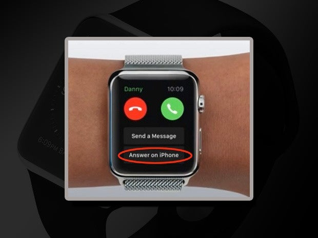 12 apple watch hold call