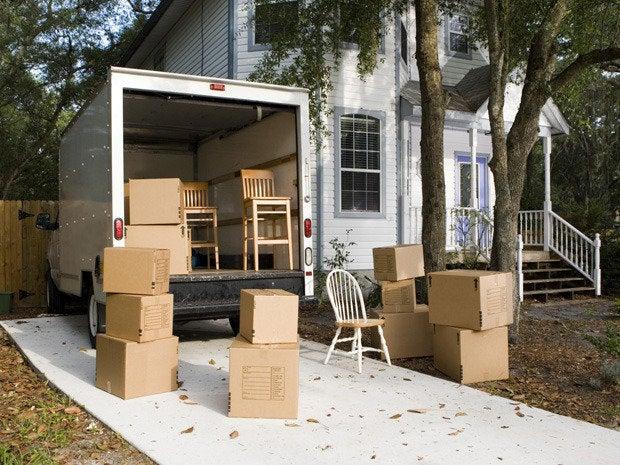 12 moving van