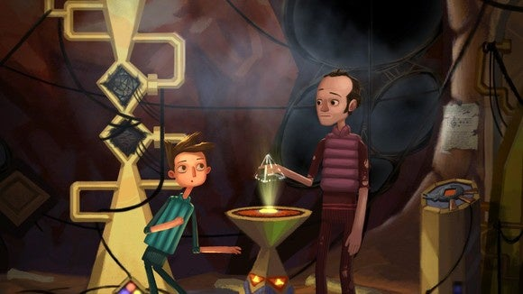 Broken Age Act Two