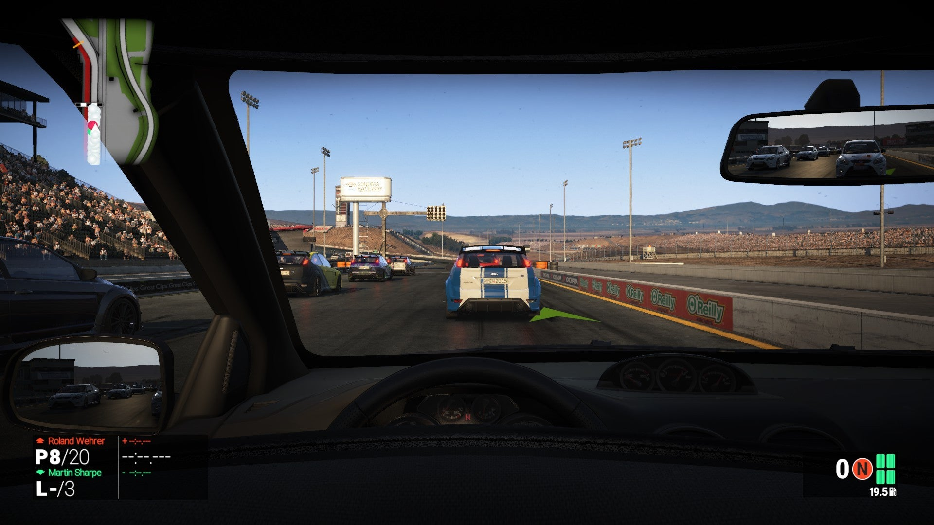 Review: Project CARS and Car Mechanic Simulator 2015 cater to ...