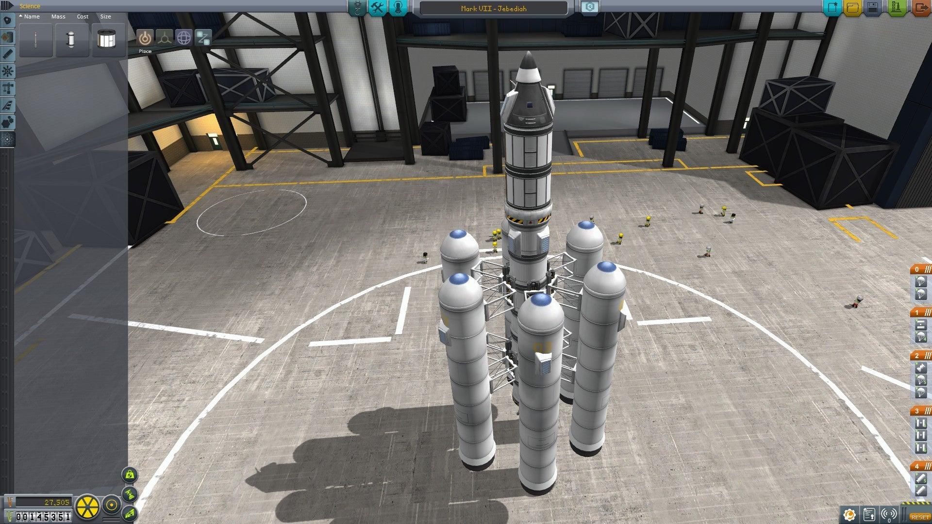 Physics Car Building Games