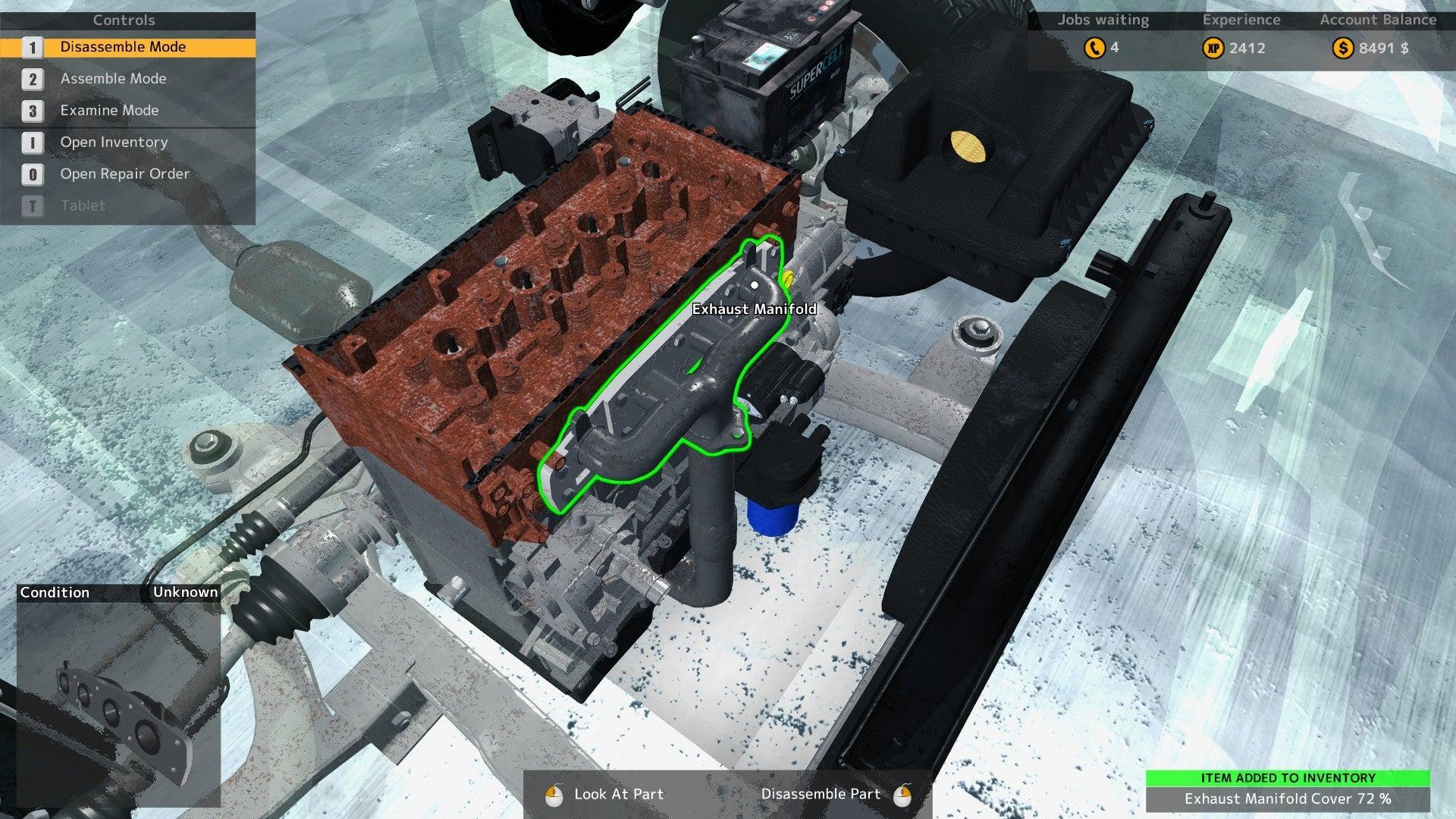 Car Mechanic Simulator  Where To Buy Oil