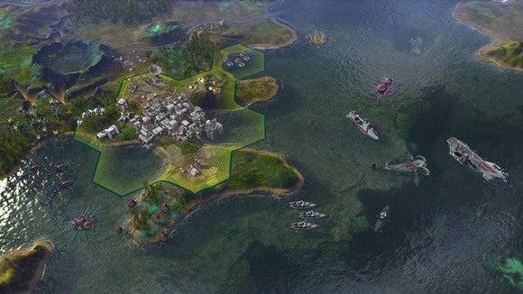 Civilization Beyond Earth - Rising Tide