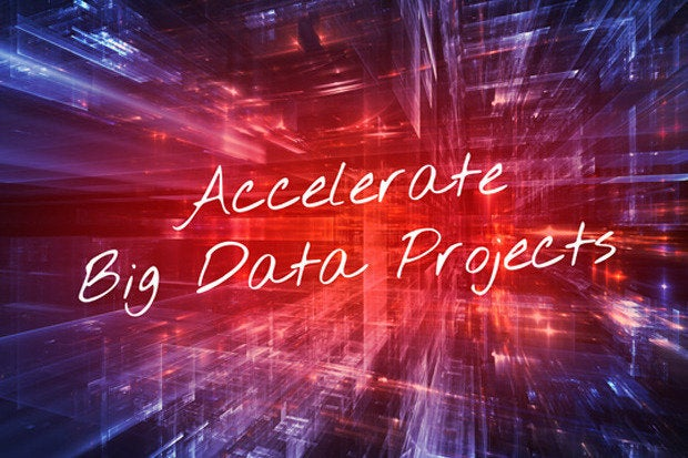 accelerate big data projects cio