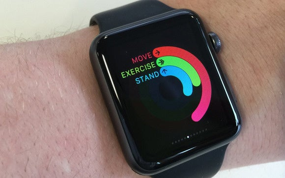 activity glance apple watch