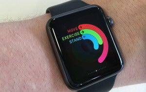 activity glance apple watch