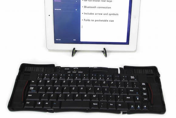 amigo folding ipad keyboard