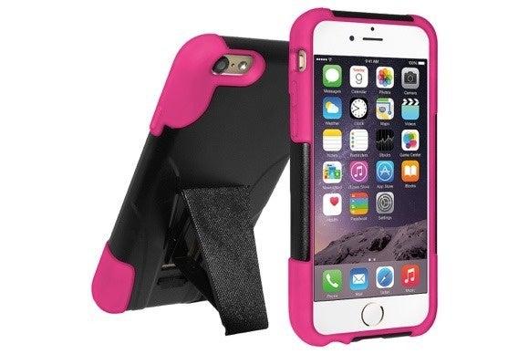 amzer doublelayer iphone