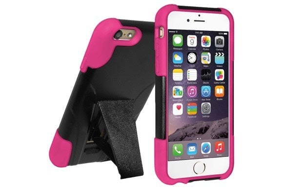 amzer doublelayer iphone