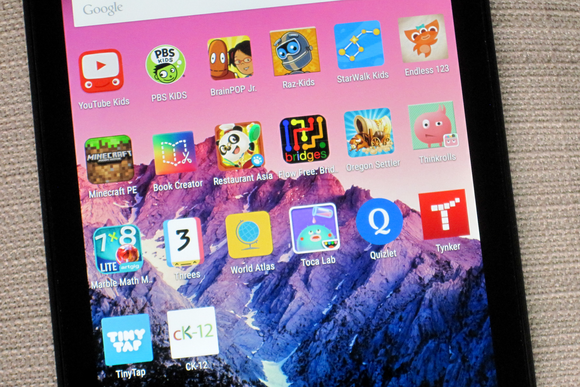 android apps kids
