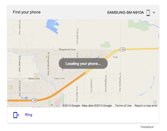 android device manager google