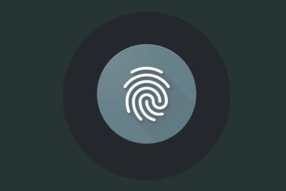 android m fingerprint support