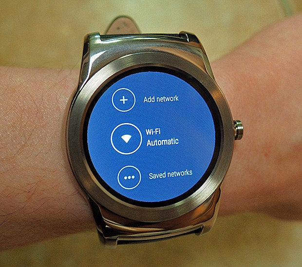 Android Wear Wi-Fi Connection