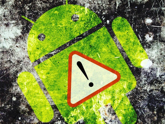 RIG attacks on Android systems