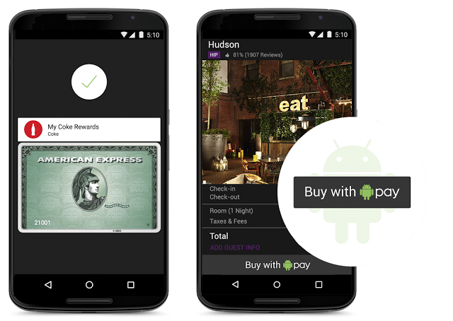 another android pay