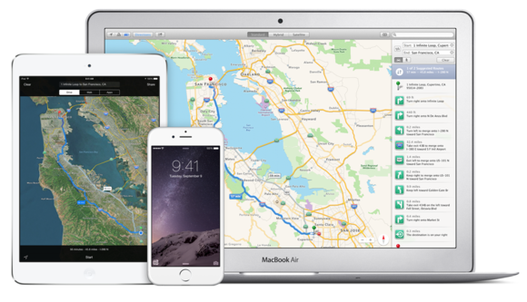 Apple, iOS, iOS 12, iOS 13, Apple Maps, WWDC, iPhone, iPad