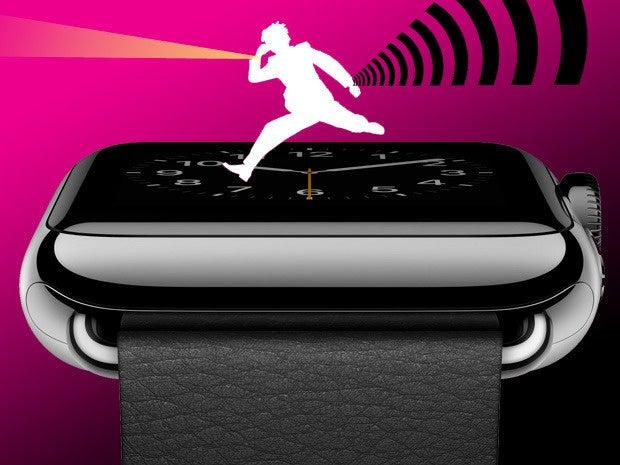 apple watch primary