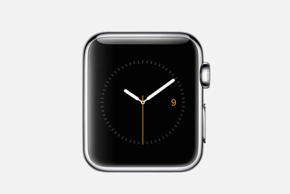 apple watch simple watchface
