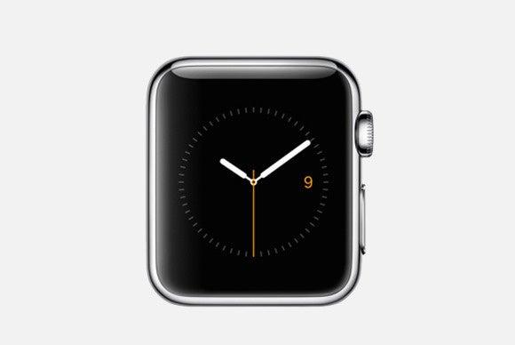 apple watch simple watchface