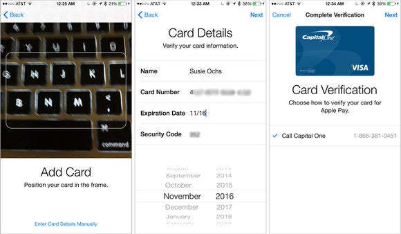 apple pay setup 3up