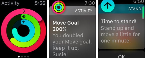 apple watch activity app 3up