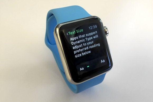 apple watch font size2
