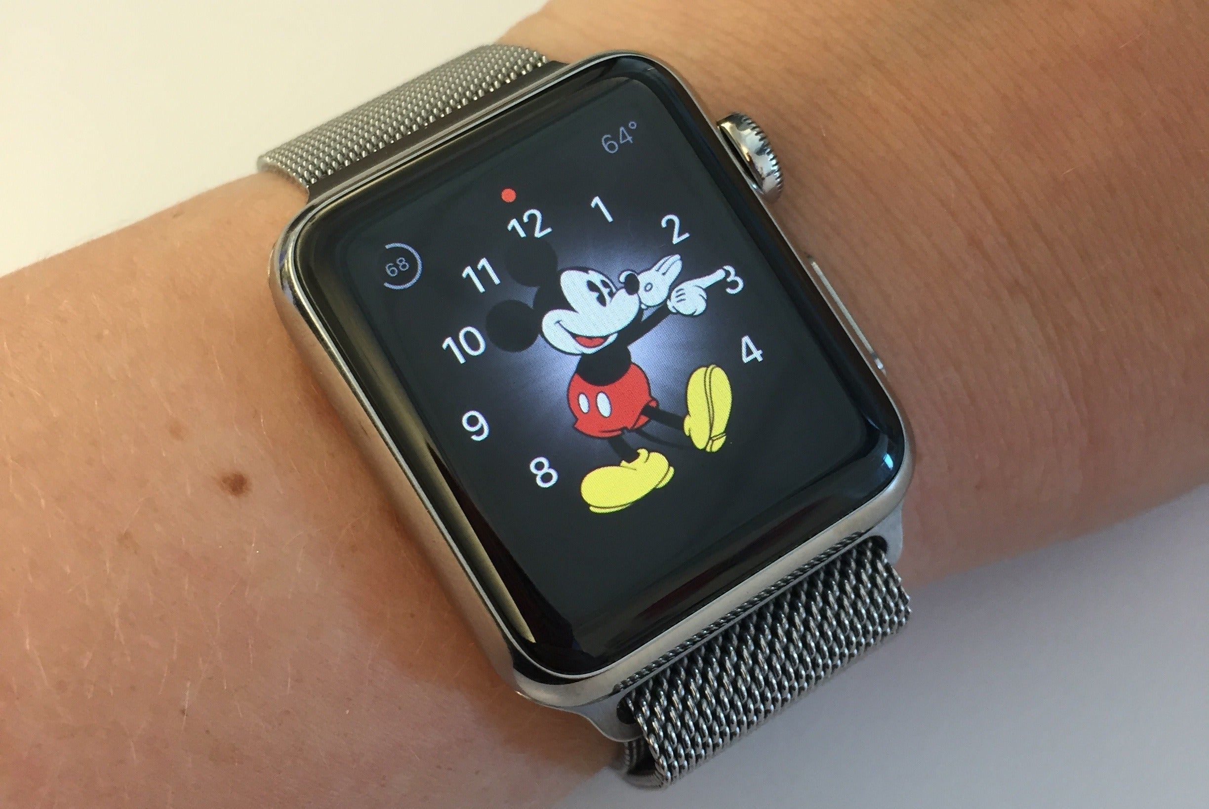youtube watches loop apple watch clone milanese band