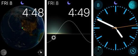 apple watch more clocks