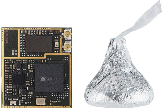Samsung's Artik 5 developer board