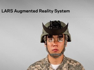 LARS Augmented Reality System