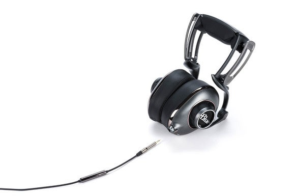 Blue Mo-Mi headphones