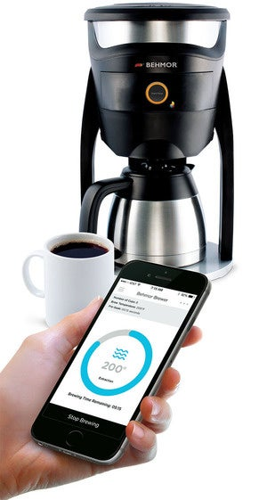Behmohr coffee maker