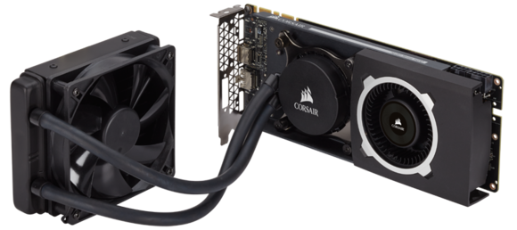 Corsair Bulldog - GPU Cooler