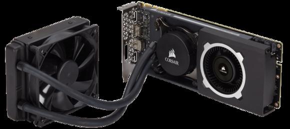 Corsair Bulldog - GPU Cooler