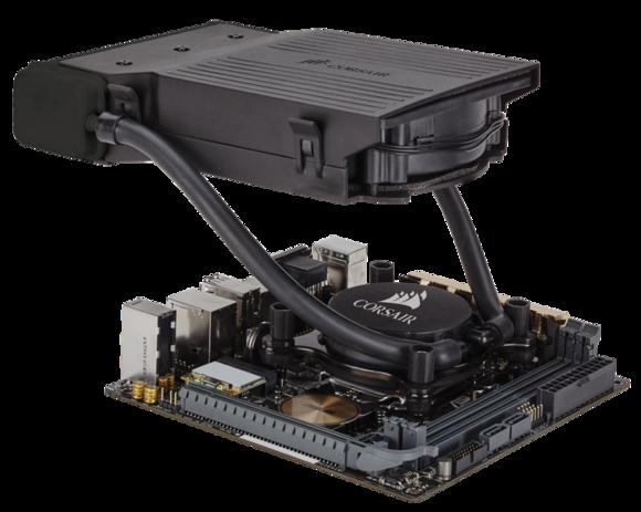 Corsair Bulldog - CPU Cooler