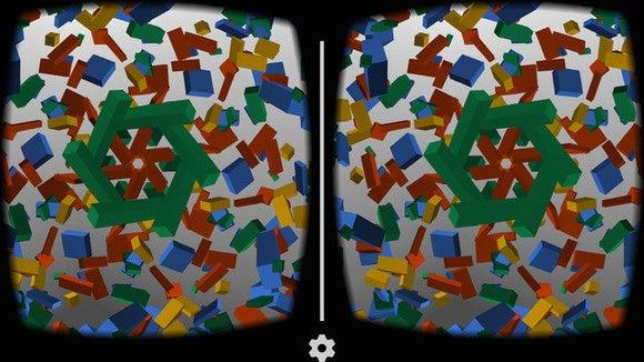 cardboard kaleidoscope