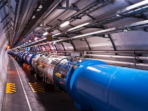 Research community looks to SDN to help distribute data from the Large Hadron Collider