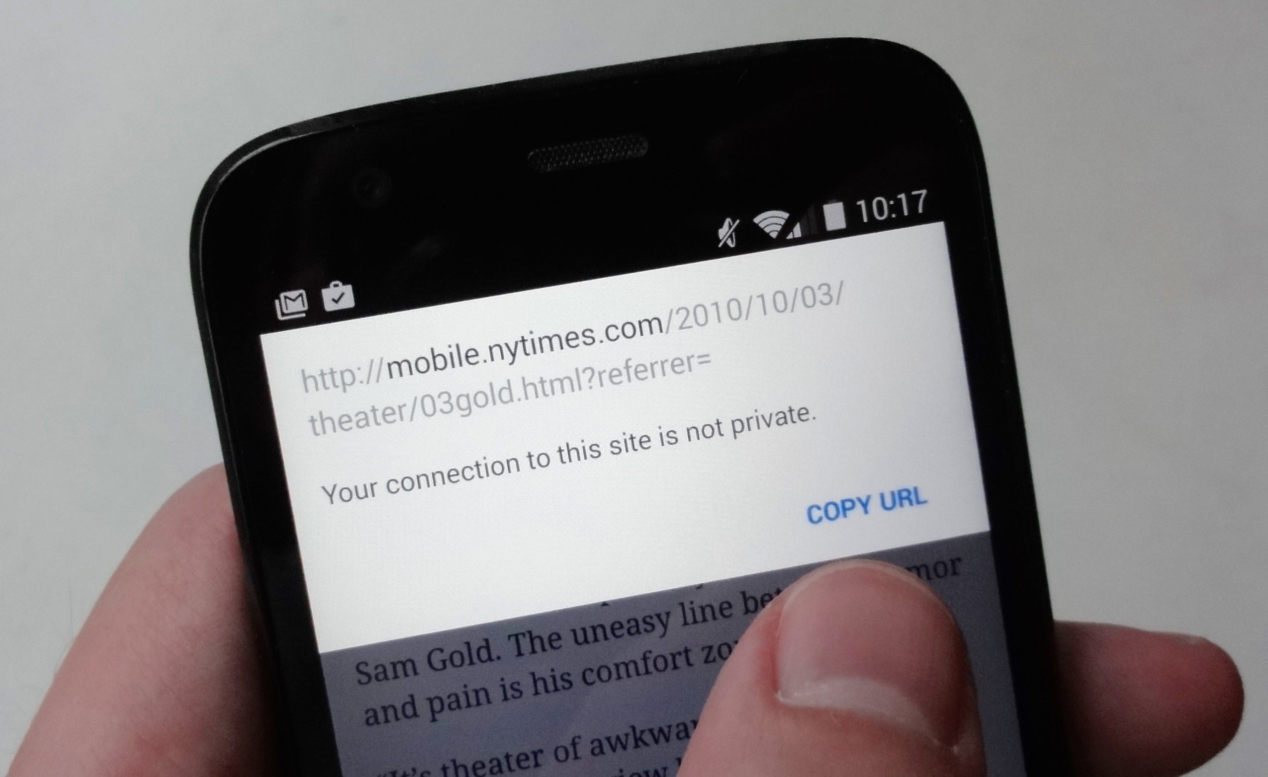 6 great Google Chrome gestures for Android and iOS | PCWorld
