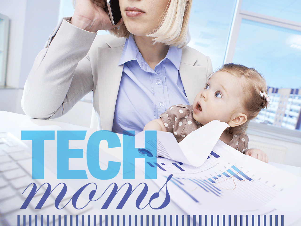 Computerworld: Tech Moms 2015 [cover]