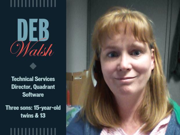 Computerworld: Tech Moms - Deb Walsh [2015]