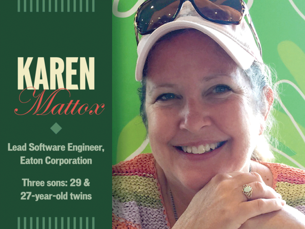 Computerworld: Tech Moms - Karen Mattox [2015]