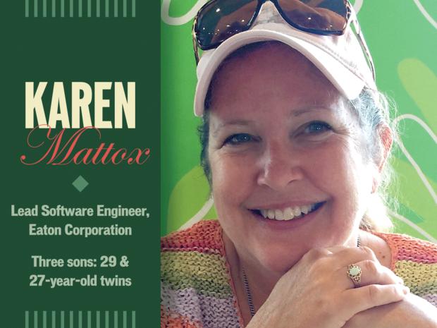 Computerworld: Tech Moms - Karen Mattox [2015]