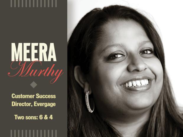 Computerworld: Tech Moms - Meera Murthy [2015]