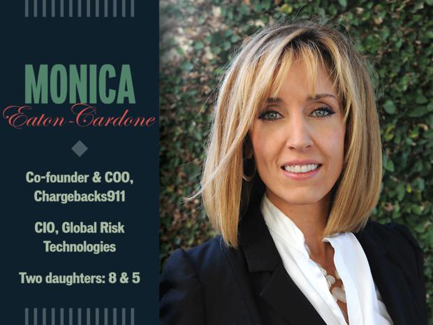 Computerworld: Tech Moms - Monica Eaton-Cardone [2015]