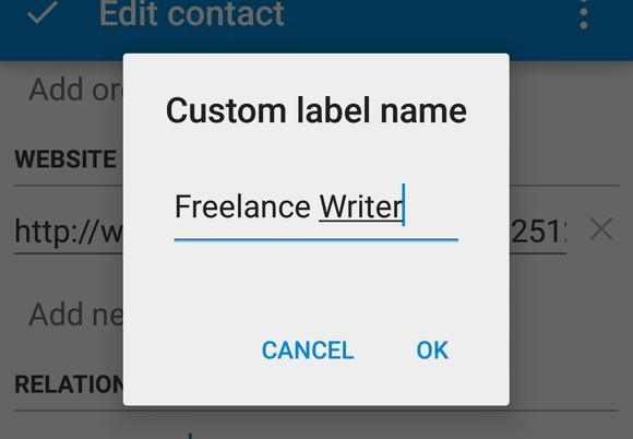 contacts app1