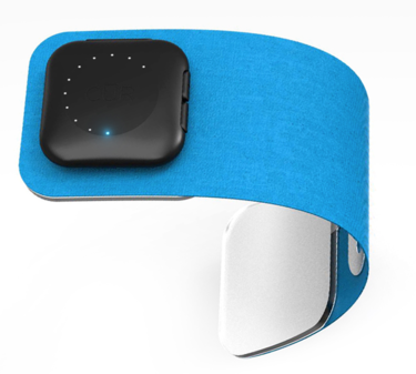 Cur wearable TENS device