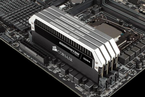 Corsair Dominator DDR4 128GB